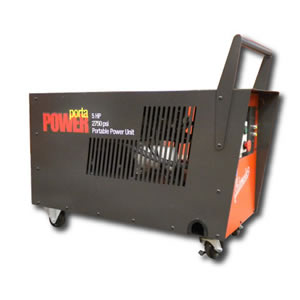 Porta Power Hydraulic Power Unit