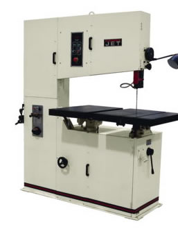 Jet 3612 Vertical Band Saw