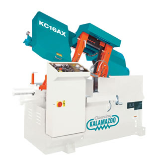 KC16AX Automatic 16 inch capacity band saw