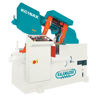 KC18AX Automatic 18 inch capacity band saw