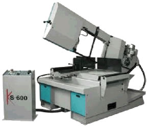 KS600 Heavy Duty Band Saw