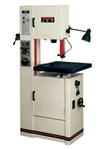 Jet VBS 1610 Vertical Band Saw