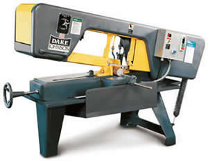 Dake JH10W Horizontal Band Saw