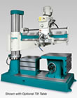 Clausing CLC1250 & Radial Arm Drills