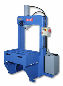 PBM Hydraulic Press With Movable Table
