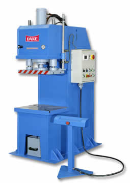 Dake PCL Straightening Press