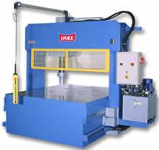 PMM Hydraulic Press Movable Frame