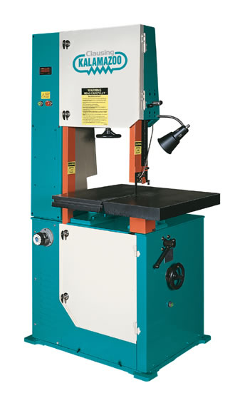 Clausing V2012 Vertical Band Saw