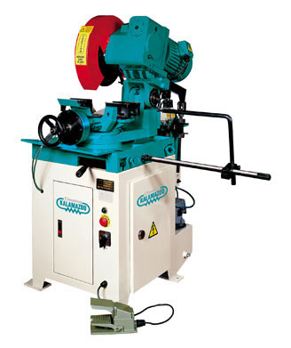 clausing semi-automatic cold saw