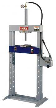 Dake dura-press hydraulic press