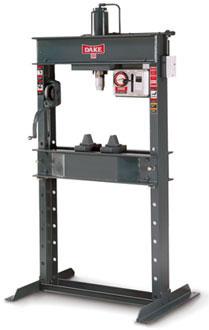 Dake electric-hydraulic Press
