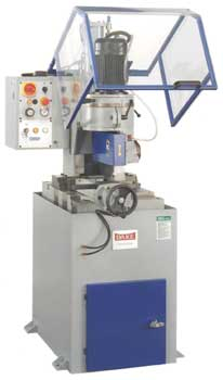 Dake Europmatic Semi-Automatic Cold Saw