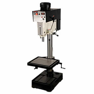 Jet J-2232AC and J2234AA AC Inverter Drill Press