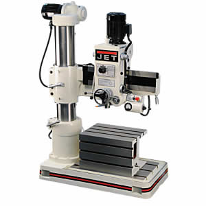 Jet J-720R Radial Arm Drill Press