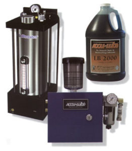 accu-lube system & lubricants
