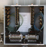 Control Box Micro-lubrication system