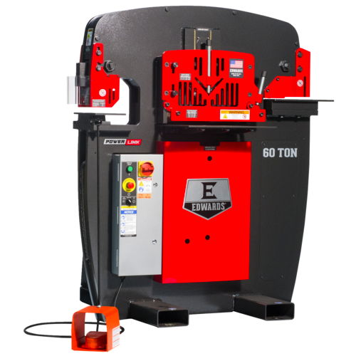 60 ton edward ironworker - call for discount