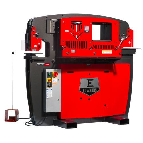 75 ton Edwards Ironworker - call for your price