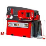 elite 110-65 dual station ironworker facing left - call for price