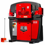 100 ton deluxe edwards ironworker facing left- call for discount